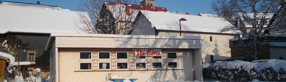 Skibörse Brotterode am Rennsteig